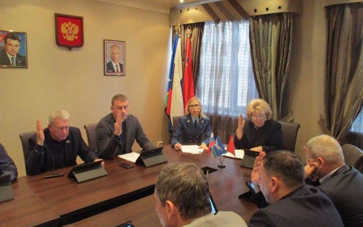 Депутаты города Чехов утвердили главный финансовый документ года