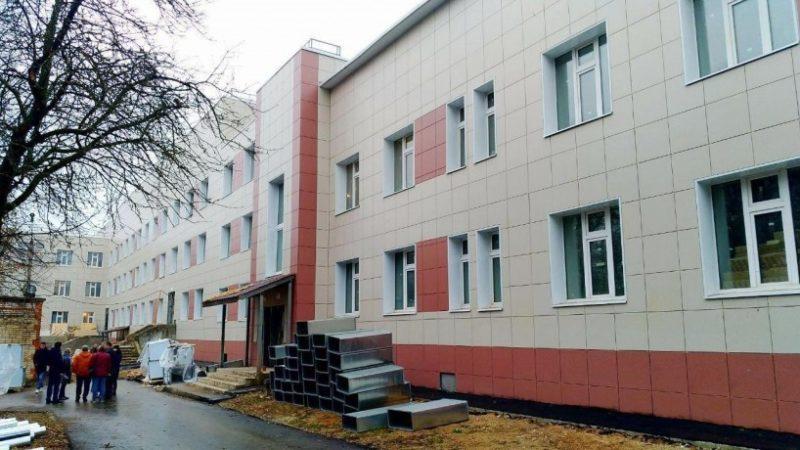 Когда завершится капитальный ремонт бывшего военного госпиталя в городе Чехов