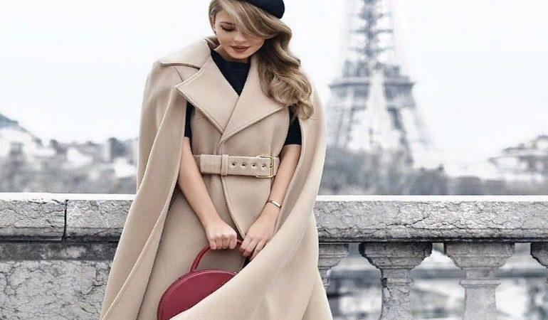 Модные пальто на весну 2020 года