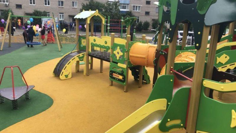 Проблема детских площадок в городе Чехов