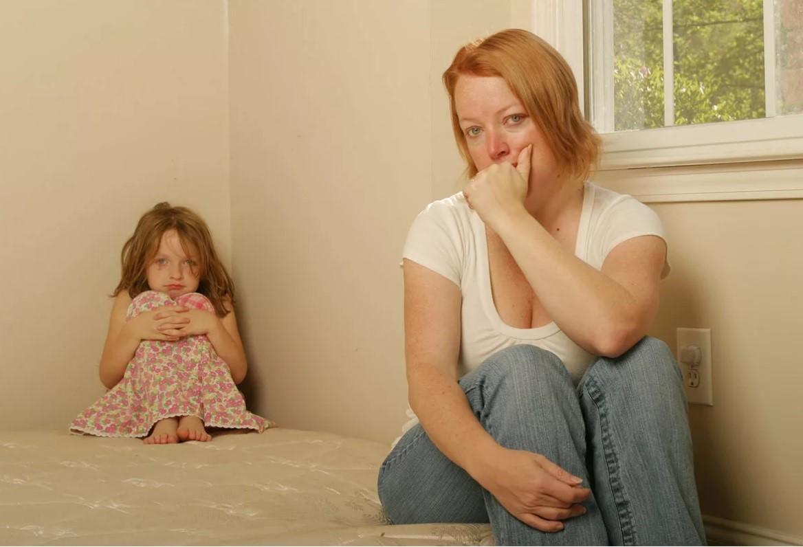 Как не остаться в роли одинокой женщины и матери