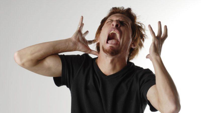 Приступ сильного гнева: как его предотвратить