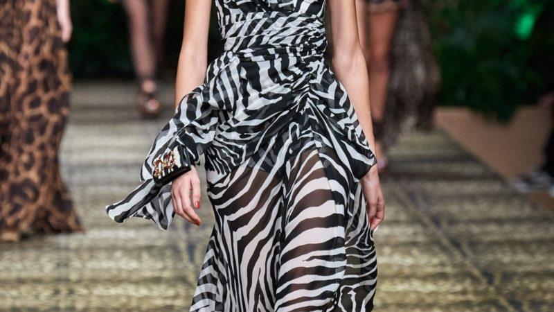 Модные платья весна-лето 2020 года