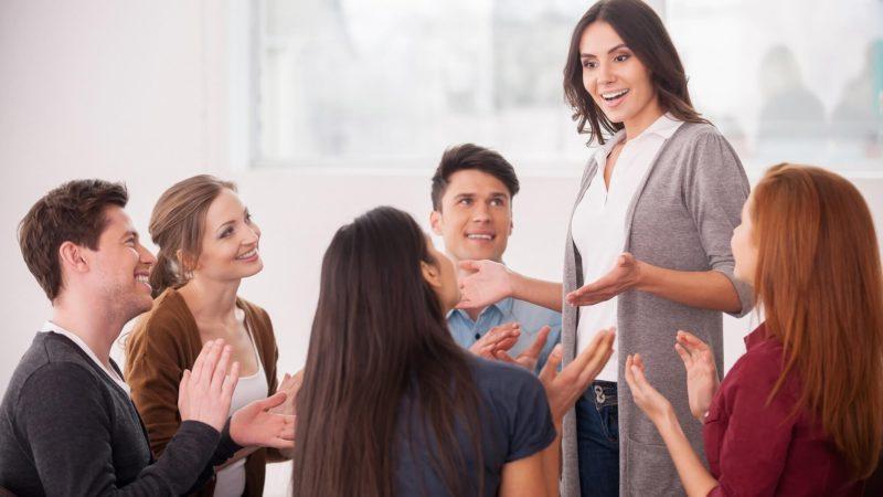 Способы легкого общения для особо стеснительных