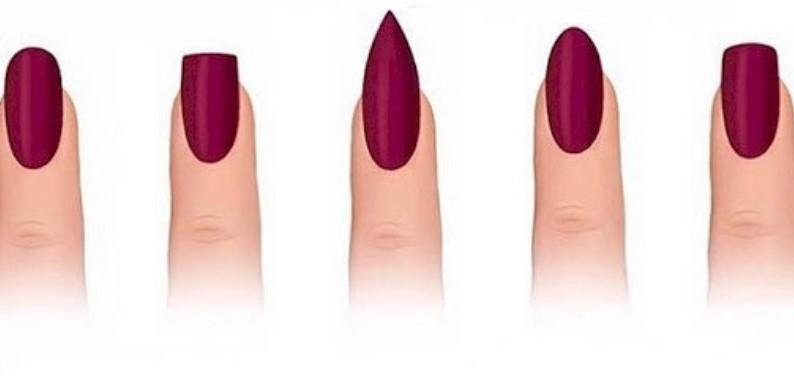 О длине и форме женских ногтей: какой маникюр выбрать