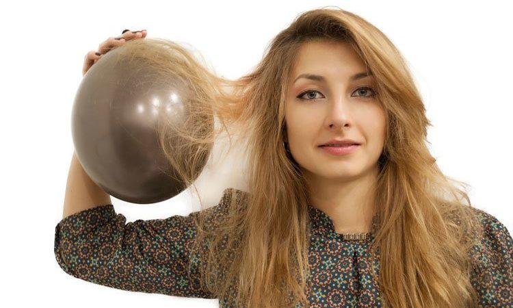 Волосы электризуются: возможные причины и способы устранения проблемы