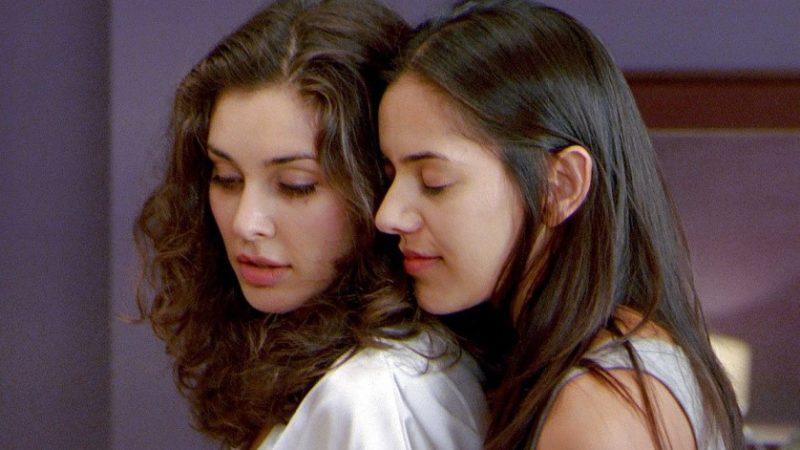 Секрет любовных отношений между женщинами