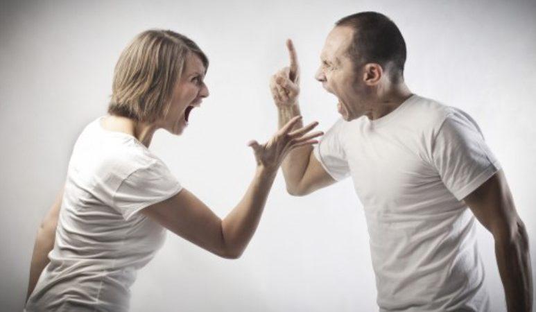 Как не стоит ссориться с мужем
