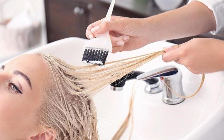 Безаммичная краска для волос – прекрасное решение от повреждений