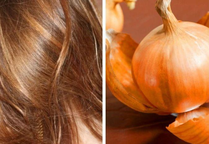 Окрашивание волос луковой шелухой. Пережиток прошлого или полезный лайфхак?