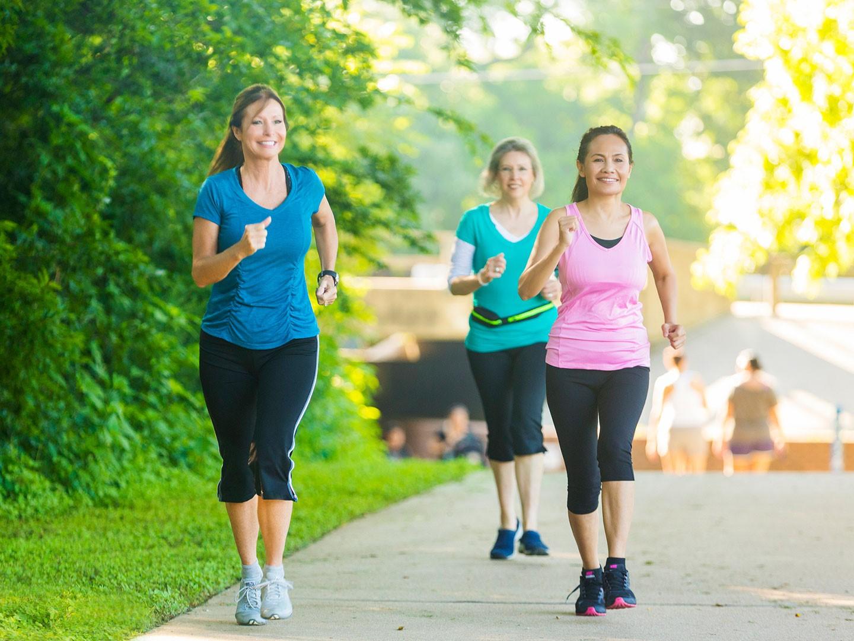 Как правильно сочетать спорт и похудение
