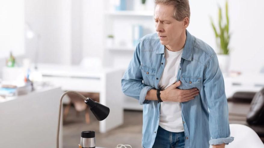 Как пережить сердечный приступ, если ты один дома