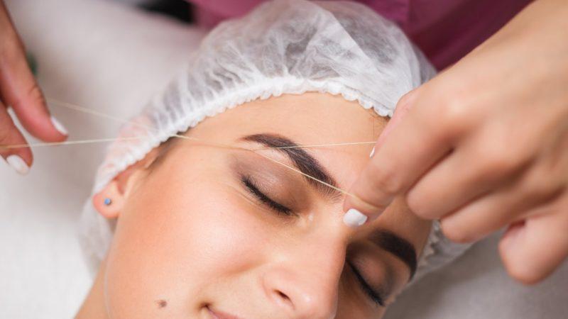 Реально ли убрать лишние волосы ниткой
