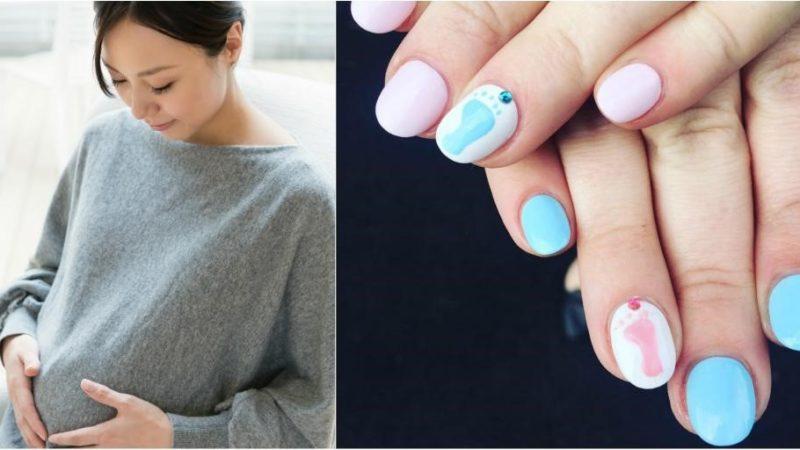 Можно ли беременным наращивать ногти