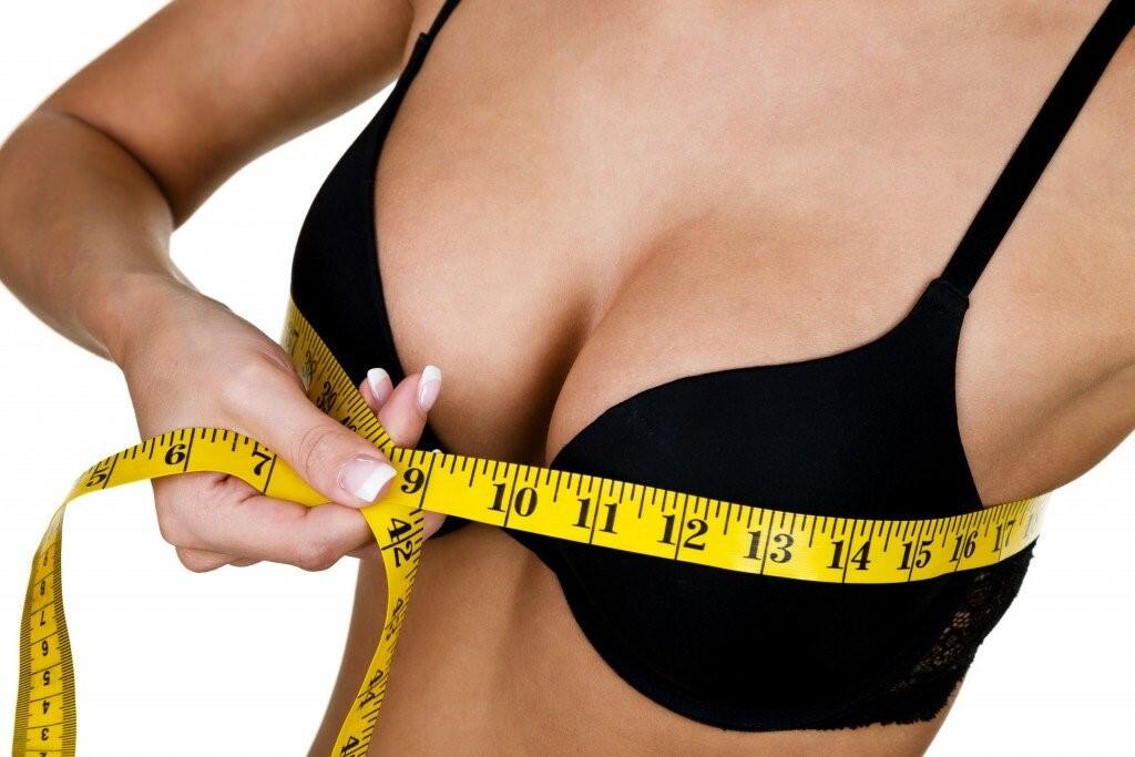 Как определить свой размер груди