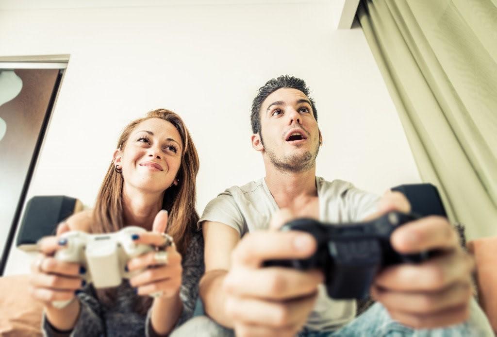 Как совместные игры влияют на отношения мужчины и женщины