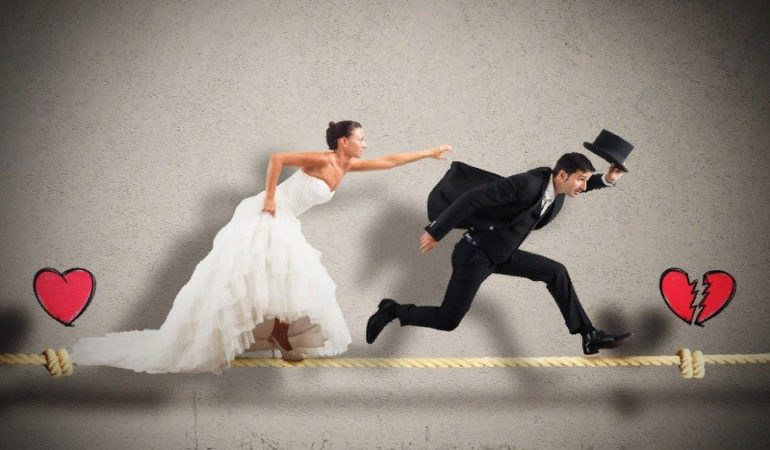 Как убедить мужчину жениться, если он никак не может сам принять решение