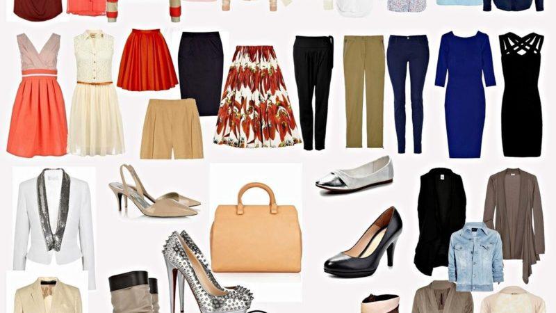 Капсульный гардероб: как подобрать и выглядеть стильно без значительных затрат
