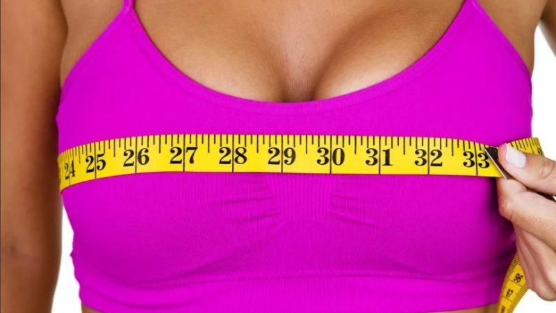 5 причин, которые влияют на размер груди