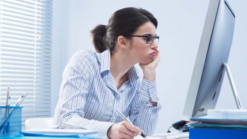 Почему ты всё ещё не уволился с работы, где мало платят
