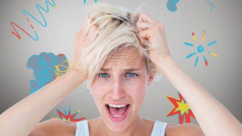 Почему ПМС иногда тяжело переносится