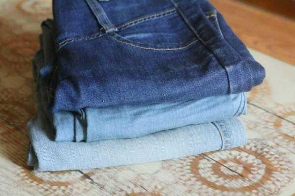 Как собственноручно отбелить джинсы