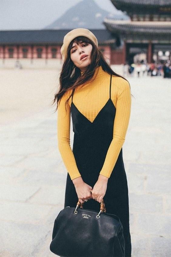 Как носить водолазку, чтобы всегда выглядеть стильно и безупречно