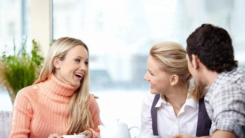 Как поддержать беседу с малознакомым человеком