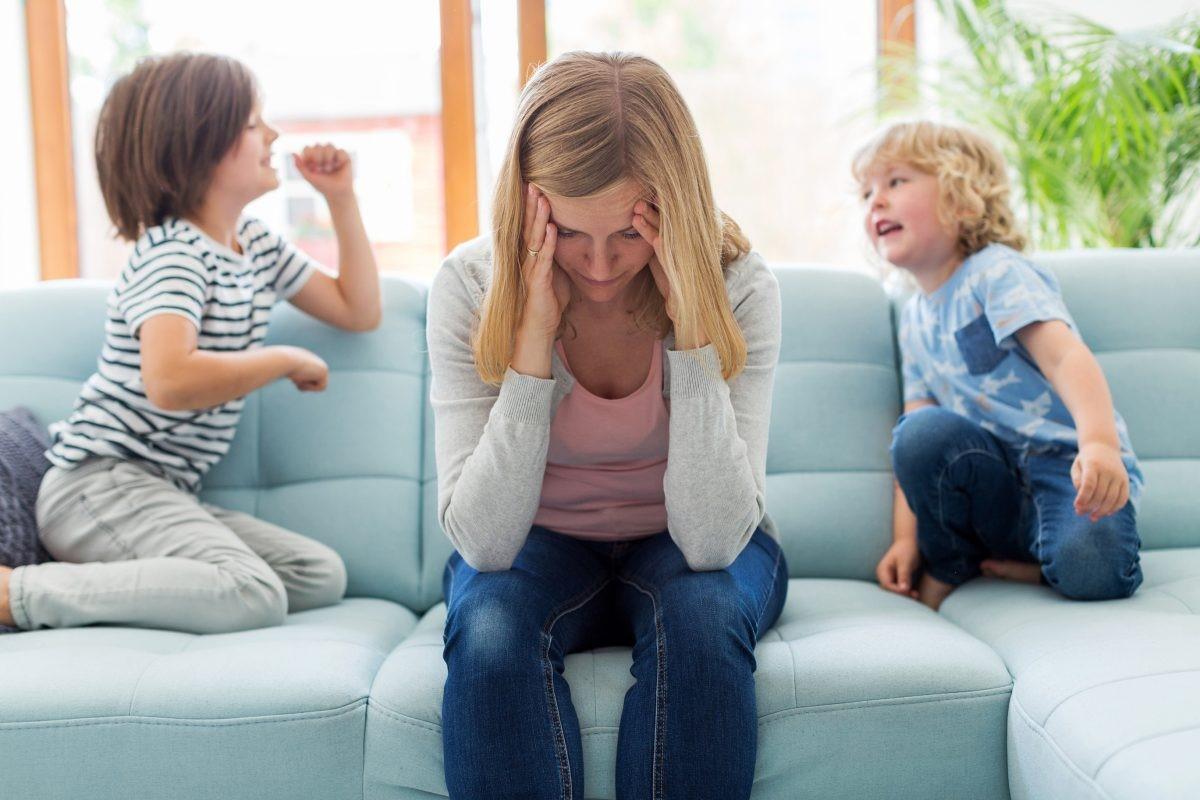 3 причины, почему раздражает собственный ребенок