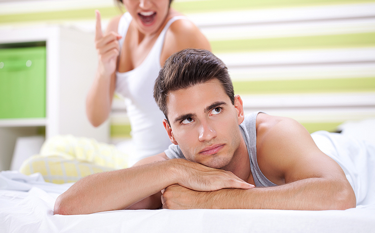 Почему мужчины не отвечают на SMS