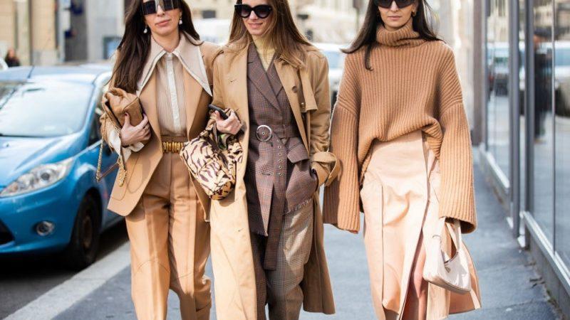 Лайфхак для желающих стильно выглядеть: 7 оттенков в одежде, позволяющих создать дорогой образ