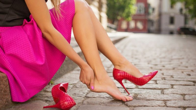 5 хитростей при ношении обуви, которые позволят парить